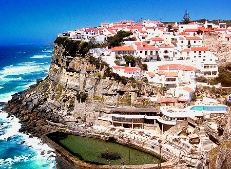 Sea Side, Sintra, Lisbon, Portugal