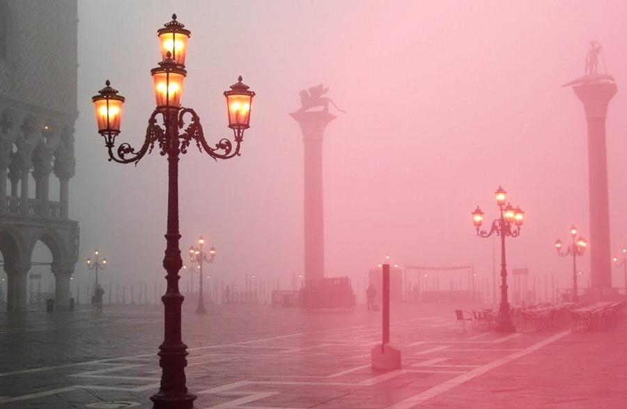 Winter Fog, Venice