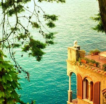 Seaside, Amalfi Coast, Italy