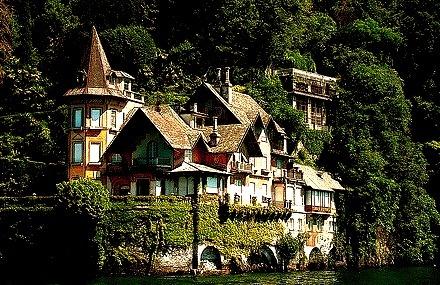 Seaside Home, Lago di Como, Italy