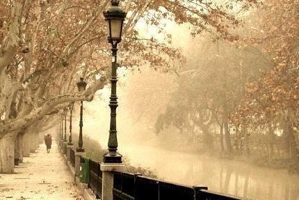 Canal Imperial, Zaragoza, Spain
