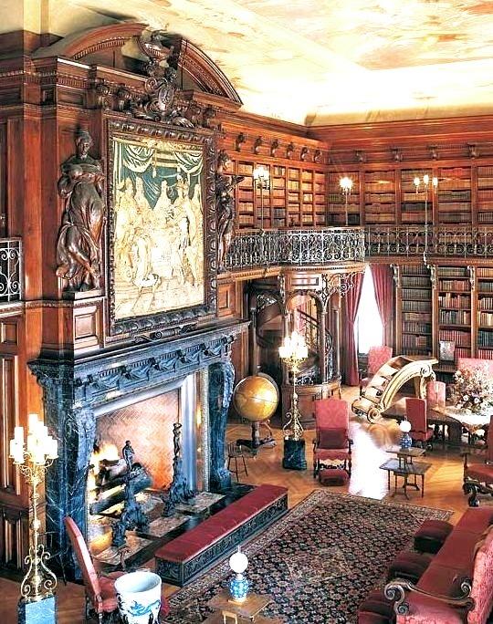 Biltmore Library, Asheville, North Carolina