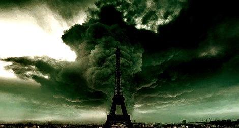 Storm Cell, Paris, France